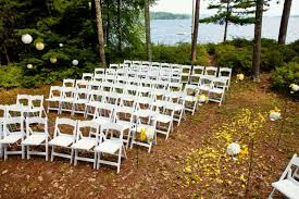 Outdoor Wedding Furniture Rental by Chair Rentals Nh Lakes Region Tent U0026 Event