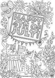free printable fourth of july coloring pages favoreads coloring