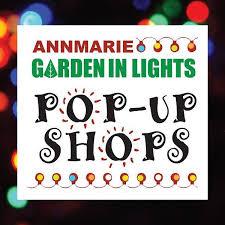 annmarie garden in lights makers market at annmarie sculpture garden arts center home