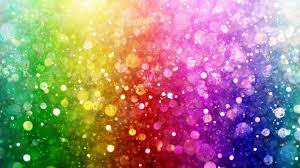 colorful bokeh rainbow lights hd wallpapers