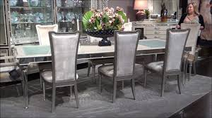 bel air park dining room set by michael amini u0026 jane seymour