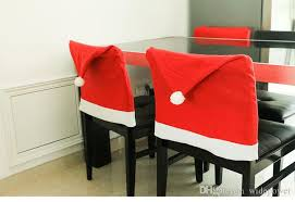 chair coverings christmas decoration chair coverings set party gift big