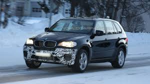 Bmw X5 Facelift - bmw x5 facelift spy photos wearing different bumpers