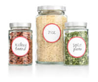 Kitchen Storage Labels - kitchen container labels avery com