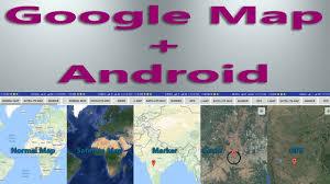 Map Api Android Google Map Api Project Youtube