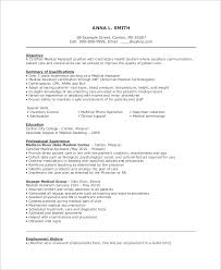 medical resume examples healthcare resume builder template design