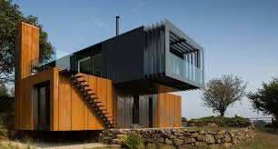 modified shipping containers on grand designs