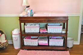 Baby Changing Table Ideas Interior And Exterior Sneak Peek At The Nursery Diy Changing