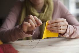 hand sewing basics learn different hand sewn stitches