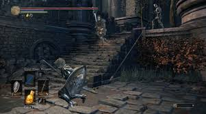 The Monster Under The Stairs by Dark Souls 3 Lothric Castle Walkthrough Polygon