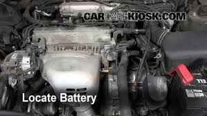 battery for toyota camry 2000 how to clean battery corrosion 1997 2001 toyota camry 2000