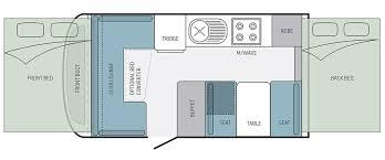 Jayco Caravan Floor Plans Jayco Swan Camper Eastern Caravans