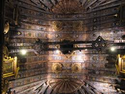 the history blog blog archive peru u0027s u201csistine chapel u201d restored
