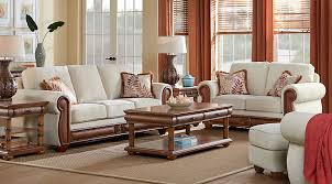 livingroom pc home key west cove beige 7 pc living room living