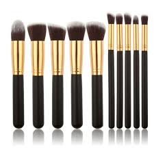 great quality professional oval high end makeup brush sets buy