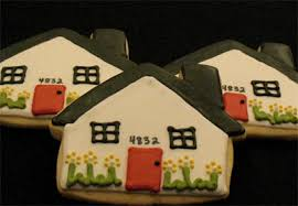 Housewarming Cookies Gingerbread House Cookie Cutter