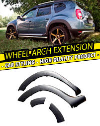 duster renault 2014 wheel arch extensions for renault duster 2010 2011 2012 2013 2014