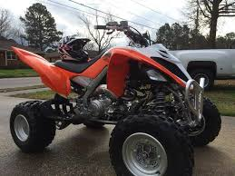 how to ride a sport quad the right way 6 steps