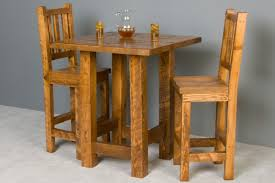 reclaimed wood pub table sets rustic pub tables attractive barnwood table set with regard to 3