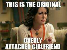 Bitch Meme - rose from two and a half men she is one crazy bitch meme by