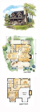 floor plans for small cabins best 25 cottage floor plans ideas on cottage home