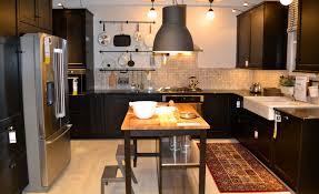 Sektion Launch Ikea Grimslov Kitchen Brown Gotken Com U003d Collection Of Images