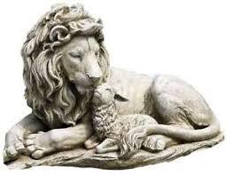 lions statues lion statue ebay