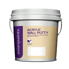 buy asian paints acrylic wall putty white at best rates happho