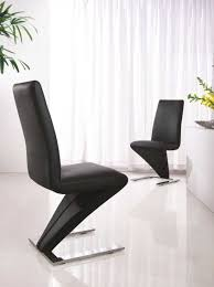 Faux Leather Dining Chairs With Chrome Legs Chair Brescia Cantilever Fw Be Fabulous Brescia Modern Chrome