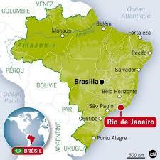 de janeiro on the world map brazil world map where is de janeiro brazil on the world