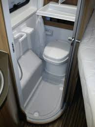 180 best con bathroom images on rv cers