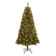 the best deals on pre lit trees free shipping