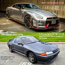 nissan skyline gt r s in the usa blog 30 years of nismo infographic