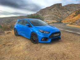 ford focus rs waiting list well into 2017 already photos 1 of 4