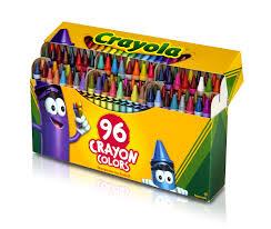 crayon coloring page 10148 in crayola packs shimosoku biz