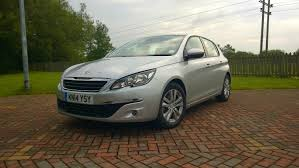 peugeot leasing peugeot 308 e thp full on the road review