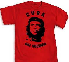 che guevara t shirt che guevara cuba t shirt russian legacy