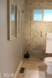 100 small bathroom ideas with shower stall tile for small
