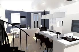 aménagement cuisine salle à manger aménagement cuisine salle à manger salon cuisine américaine ouverte
