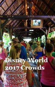 is disney crowded at thanksgiving disney world crowds in 2017 yourfirstvisit net