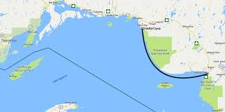 Map Of Lake Superior Kayaking Georgian Bay U2013 From Killarney To Snug Harbour U2013 Intro And