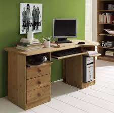 Pc Tisch Schmal Computertisch Kiefer Massivholz Bestseller Shop Für Möbel Und