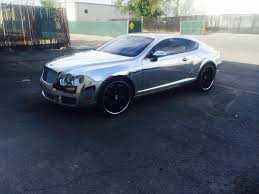 bentley wrapped custom vinyl car wraps queen of wraps