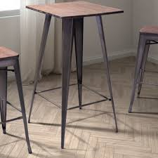 Unfinished Bar Table Unfinished Bar Table Dining Tables Sawhorse Home Depot 48 Inch