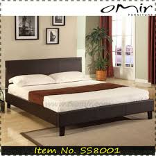 prado haven double faux leather bed frame cheapest on alibaba