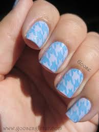 goose u0027s glitter in support of chalkboard nails