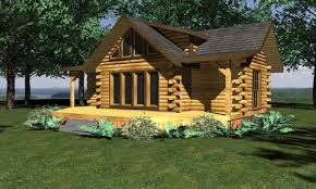 log home with lofts floor plans