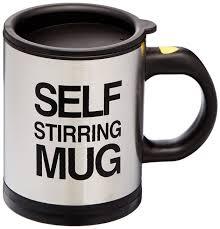 amazon com oliadesign self stiring mug coffee cups u0026 mugs