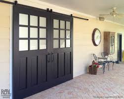 Exterior Sliding Barn Door Kit Exterior Sliding Barn Doors Traditional Patio Seattle By