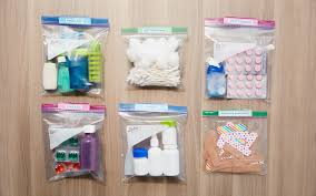 organzing ziploc tips for spring cleaning and organizing ziploc brand